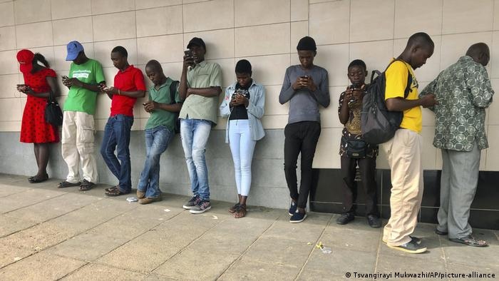 Simbabwe I Kostenloses Wifi in Mutare