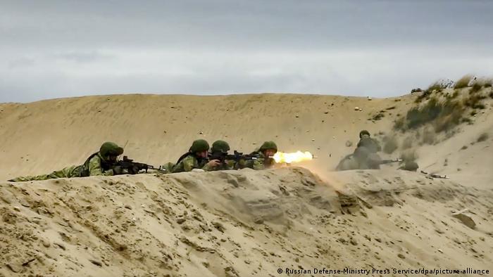 Weissrussland Brest | Kaukasus 2020 | Militärübung