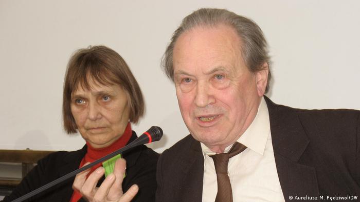 Jaroslav Szabata i Dana Němcová
