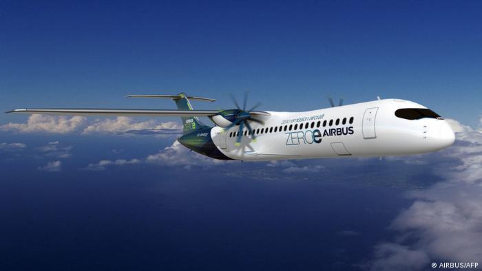 Прототип літака на водні від Airbus