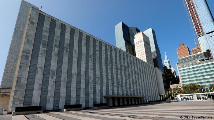 USA, New York I 75. Jahrestag der Vereinten Nationen (Mike Segar/Reuters)
