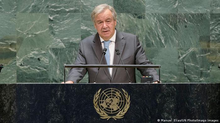 USA, New York I 75. Jahrestag der Vereinten Nationen (Manuel Elías/UN Photo/Imago Images)
