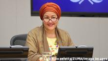 Stellvertretende UN-Generalsekretärin Amina Mohammed