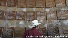 El Salvador Mozote Massaker