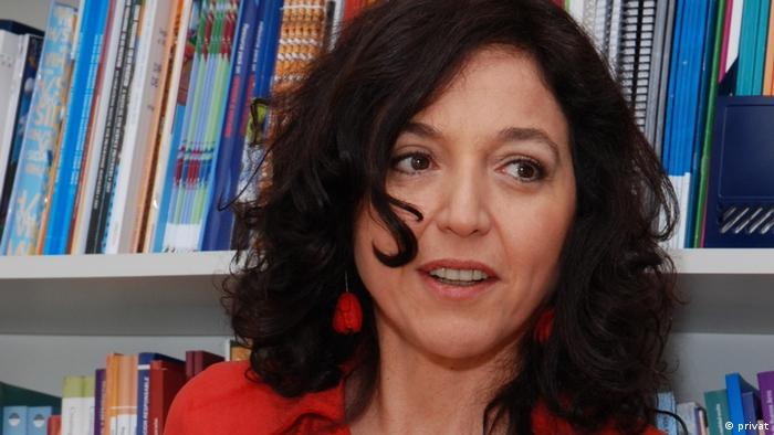 Eleonor Faur, socióloga.