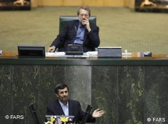 احمدینژاد در مجلس، آیا رئیسجمهور زیادی است؟