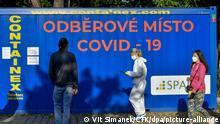 Tschechien Prag | Coronakrise