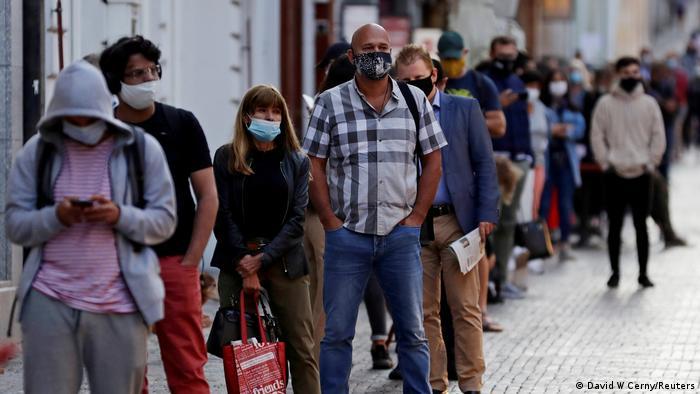 Tschechien Prag | Coronakrise (David W Cerny/Reuters)
