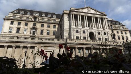 Bank of England (Han Yan/Xinhua/picture-alliance)
