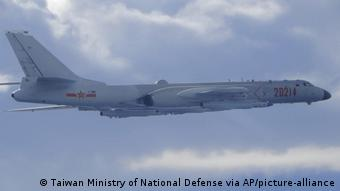 Taiwan China H-6 Bomber