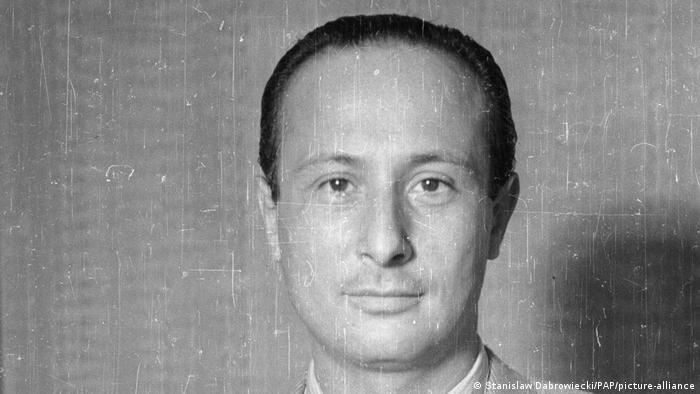 Wladyslaw Szpilman, Pianist, 1946 (Stanislaw Dabrowiecki/PAP/picture-alliance)