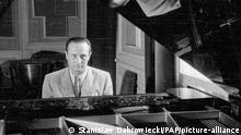 Wladyslaw Szpilman, Pianist, 1946