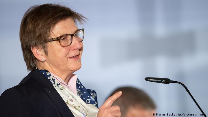 Herstvollversammlung Zentralkomitee der Katholiken I Claudia Lücking-Michel (Marius Becker/dpa/picture-alliance)