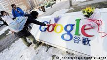 China bleibt im Streit mit Google hart