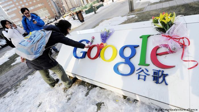 China bleibt im Streit mit Google hart (Jhphoto/dpa/picture-alliance)