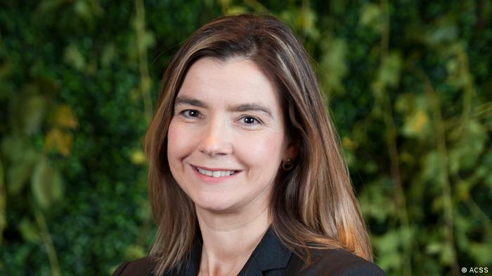 Saskia Rietbroek - Executive Director (ACSS)