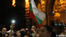 Bulgarien Proteste in Sofia