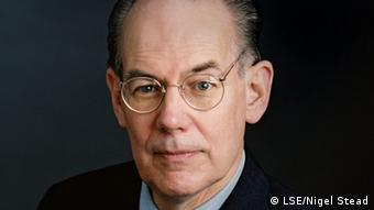 International relations expert John J. Mearsheimer