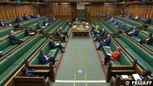 Großbritannien, London | Boris Johnson im Parlament