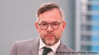 Avrupa İşlerinden Sorumlu Devlet Bakanı Michael Roth