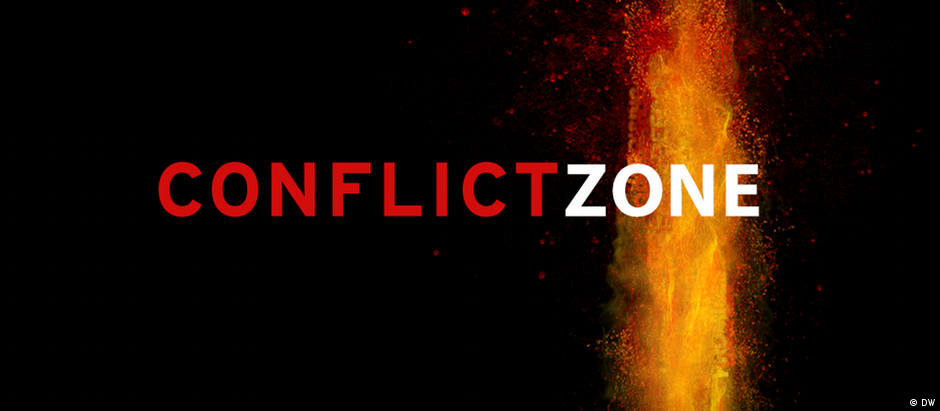 DW Sendung - Conflict Zone (DW)
