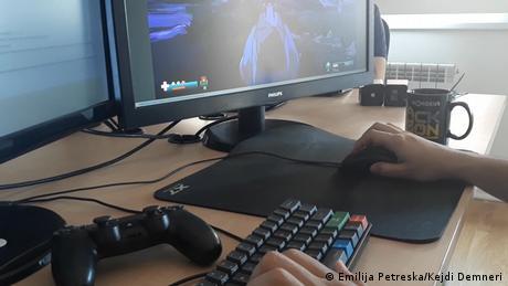 Balkan Booster | Videospiele und Identität
