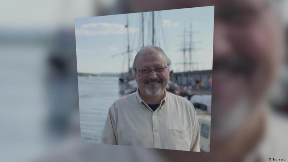 Jamal Khashoggi - Murder in the Saudi Consulate