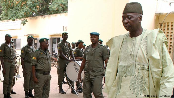 Mali Politiker Bah Ndaw