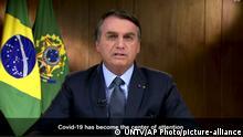 USA I UN-Generalversammlung I Jair Bolsonaro