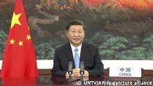 75. Sitzung UN-Generalversammlung | Rede Xi