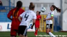 Frauenfußball Länderspiel Montenegro vs Deutschland (Filip Filipovic/Getty Images)