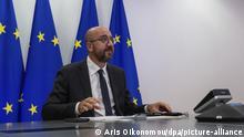 EU-Gipfel Verschiebung | Charles Michel