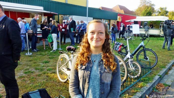 Sophie Scherger of Berlin-based PowerShift