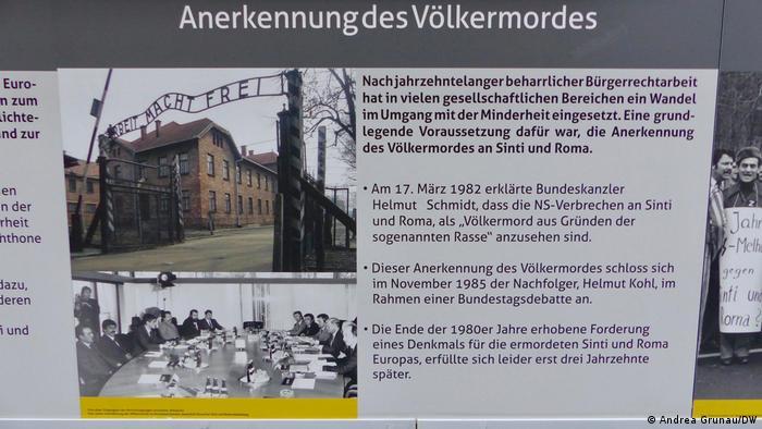 Genocid nad Sintima i Romima priznat je tek 1982. godine