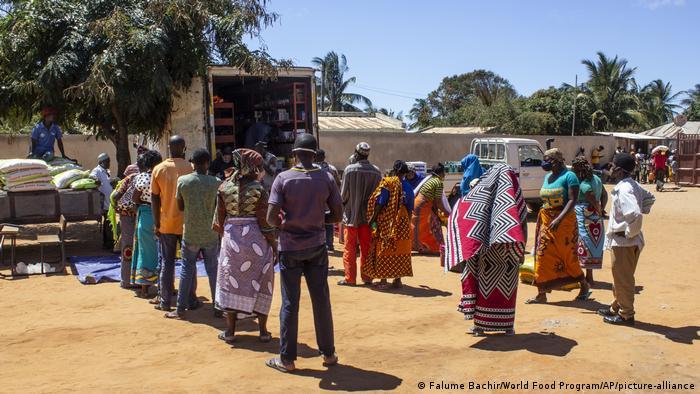 Mosambik I Nahrungsmittelknappheit in Cabo Delgado