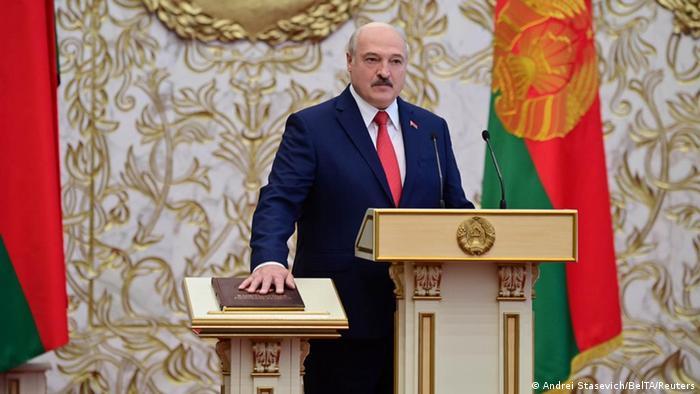 Німеччина і ЄС не визнають обрання Лукашенка президентом Білорусі