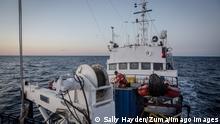 Sea-Eye-Rettungsschiff Alan Kurdi