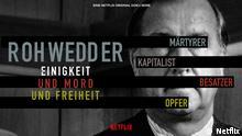 Fernsehserie Rohwedder