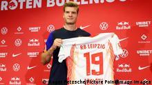 RB Leipzig - Alexander Sörloth