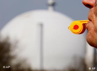 Maioria da população quer desistência nuclear, diz Sigmar Gabriel, líder do SPD.