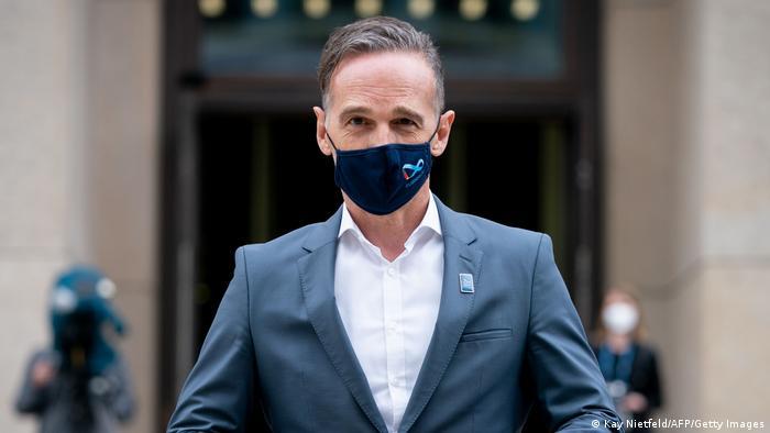 Coronavirus I Außenminister Heiko Maas