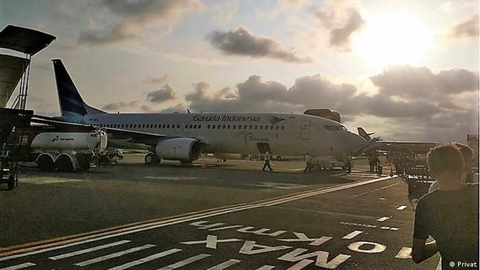 Bandara Internasional Lombok, Oktober 2017 (Privat)