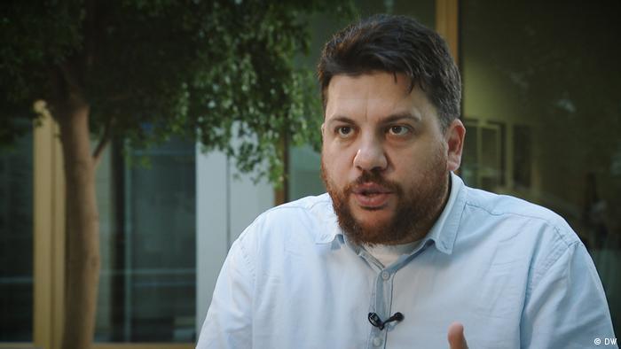 Nawalnys Chefwahlkämpfer Leonid Wolkow