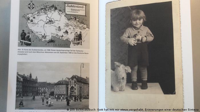 Filha Gretel da sobrevivente de Auschwitz Zilli Schmidt