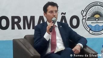 Mosambik Mirko Manzoni, UN-Gesandter