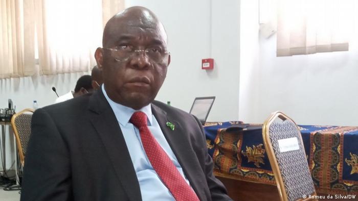 Mosambik Raúl Domingos, Mitglied der RENAMO-Partei
