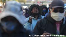 Bolivien Covid-19 | Proteste
