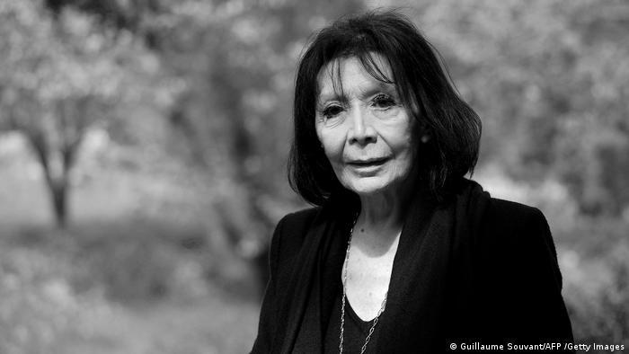 Легендафранцузского шансона, певица и актриса Жюльетт Греко