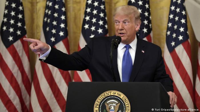 USA Washington | Bay of Pigs Veterans | Präsident Donald Trump