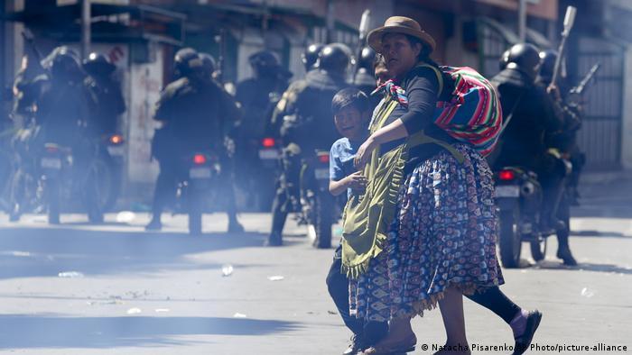 Bolivien Wahlen 2019 | Gewalt bei den Protesten